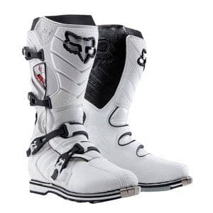 Fox Racing F3 Motocross Boot -White