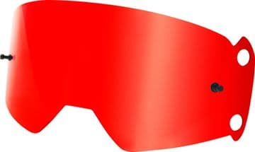 Fox Racing Vue Replacement Lens - Red Spark