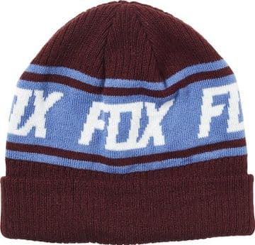 Fox Racing Wild And Free Beanie - Cranberry