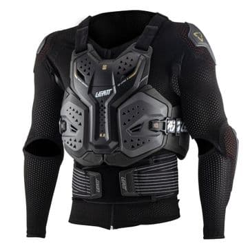 Leatt 6.5 Adult Body Protector - Graphite