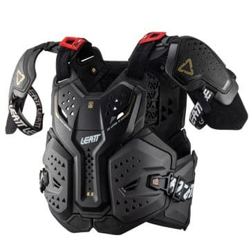 Leatt 6.5 Adult Chest Protector - Graphite
