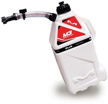 Matrix M3 Utility Fuel Can - Red