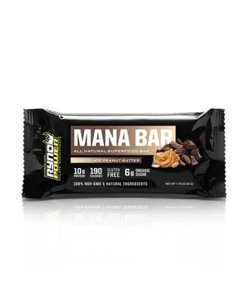Ryno Power MANA Protein Bar Chocolate Peanut Butter