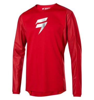 Shift Whit3 Label Motocross Jersey - Bloodline LE Red