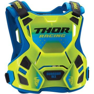 Thor Guardian MX Kids/ Youth Chest Protector - Flo