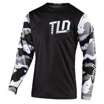 Troy Lee Designs GP Youth Motocross Jersey - Camo