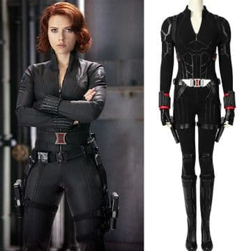 Costume Complet Black Widow Avengers end game