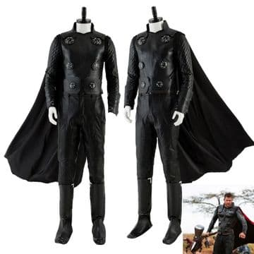Costume complet luxe Thor Avengers Infinity Wars