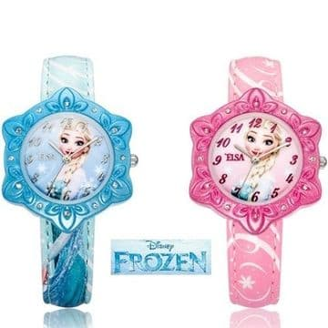 Montre La Reine des neiges Frozen Elsa Disney