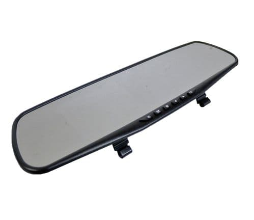 Camera Video recorder rear view mirror