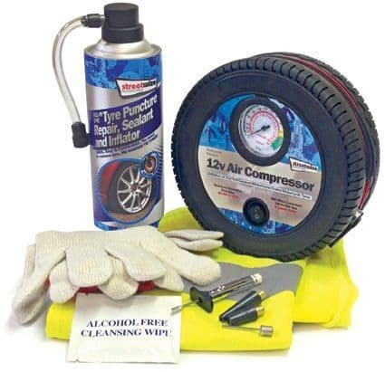 Tyre Compressor  Kit 12v