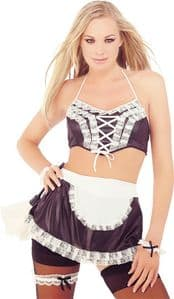 Lace 5 Piece Maids Outfit